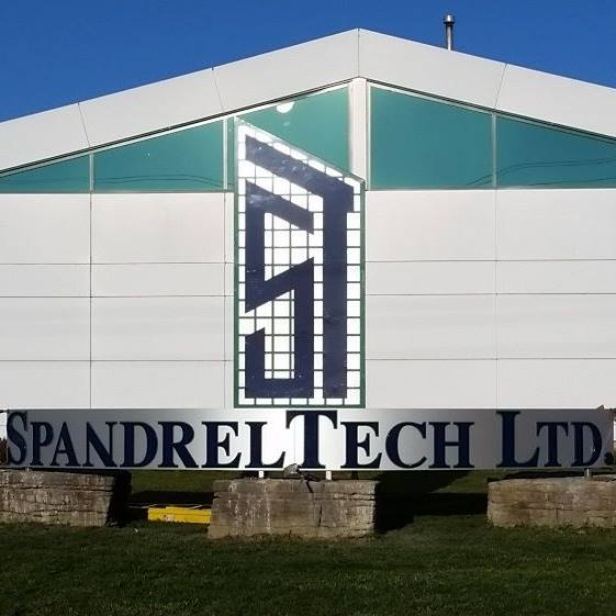SpandrelTech sign