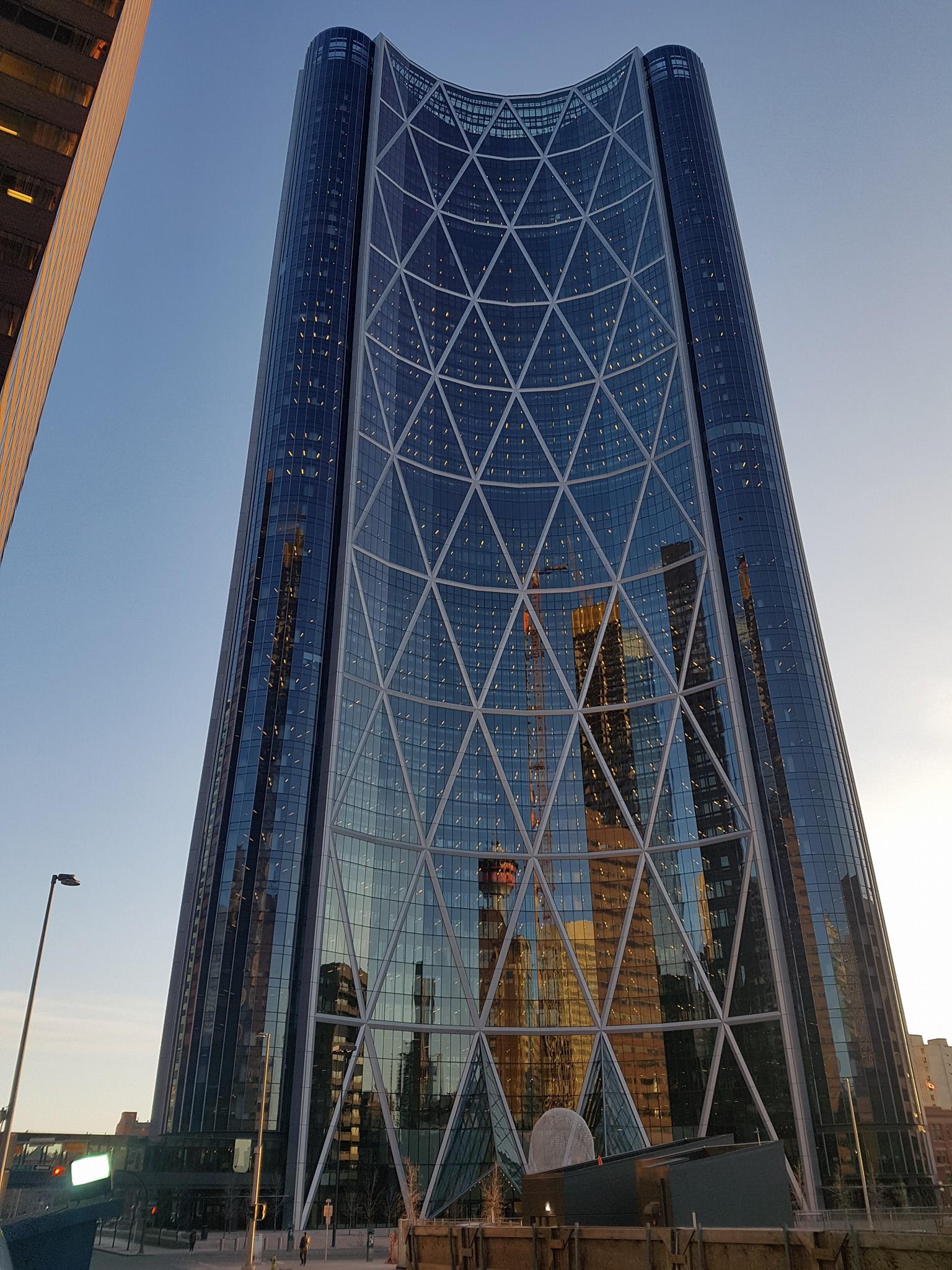 (The) Bow – Calgary AB