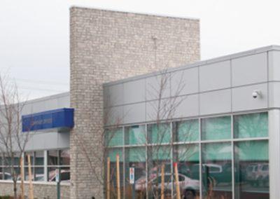Northern Credit Union, Sault Ste. Marie, Ontario.