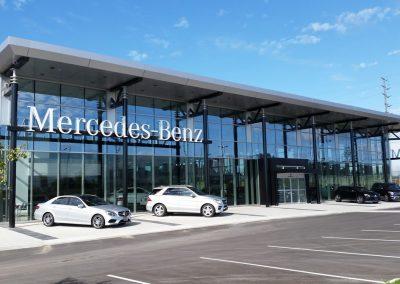 Mercedes Benz Brampton, ON
